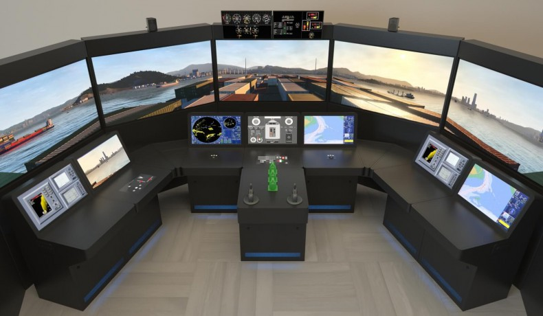 Damen Shipyards Group i VSTEP Simulation stworzą nowoczesny symulator (wideo) - GospodarkaMorska.pl