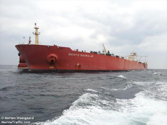 Piraci porwali załogę supertankowca u wybrzeży Nigerii - GospodarkaMorska.pl