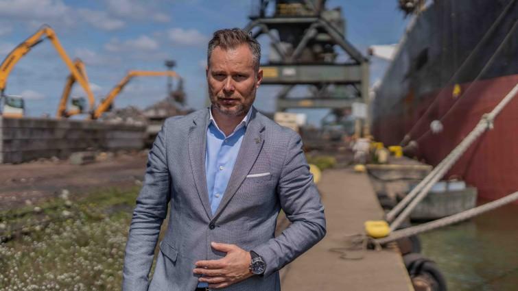 Prezes Portu Gdańskiego Eksploatacja: Nasz cel to przeładunki na poziomie 5 mln ton rocznie - GospodarkaMorska.pl