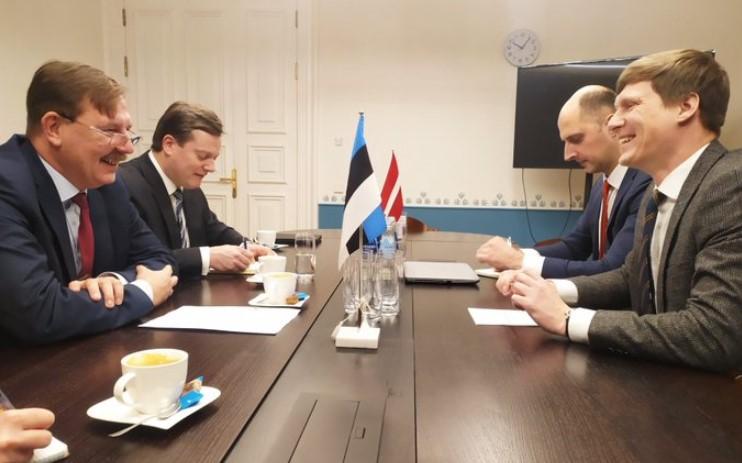 Estonia i Łotwa planują wspólną morską farmę wiatrową - GospodarkaMorska.pl