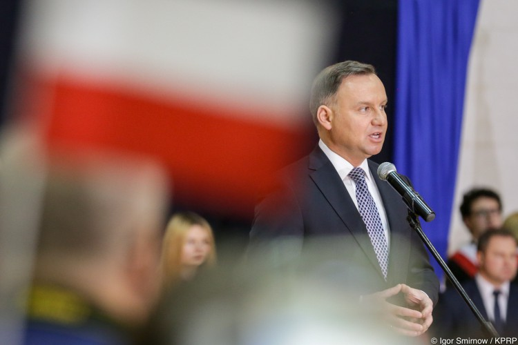 Prezydent: mamy ambicję być hubem gazowym. Zostanie wybudowany gazoport w Gdańsku lub w Gdyni - GospodarkaMorska.pl