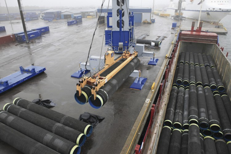USA: Projekt budżetu Pentagonu przewiduje sankcje na Rosję za Nord Stream 2 - GospodarkaMorska.pl
