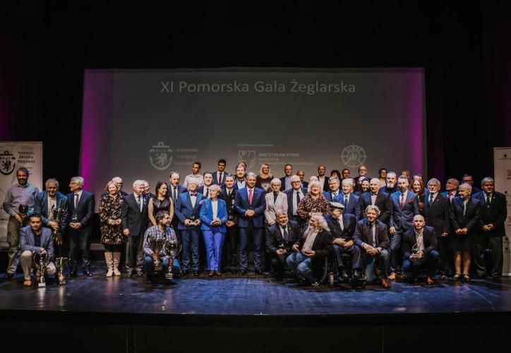 Pomorska Gala Żeglarska - GospodarkaMorska.pl