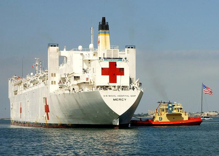 Organizacja Mercy Ships szuka lekarzy i wolontariuszy na statki szpitalne - GospodarkaMorska.pl