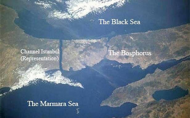 Erdogan zapowiada, że Turcja zbuduje kanał łączący Morze Marmara z Czarnym - GospodarkaMorska.pl