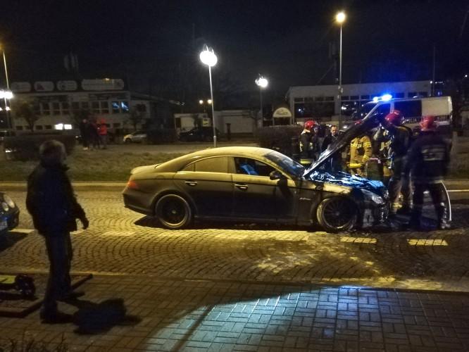 Załoga ORP Błyskawica walczyła z pożarem - GospodarkaMorska.pl