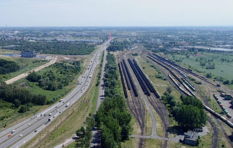 Trwają prace nad poprawą dostępu koleją do portów w Gdańsku i Gdyni - GospodarkaMorska.pl