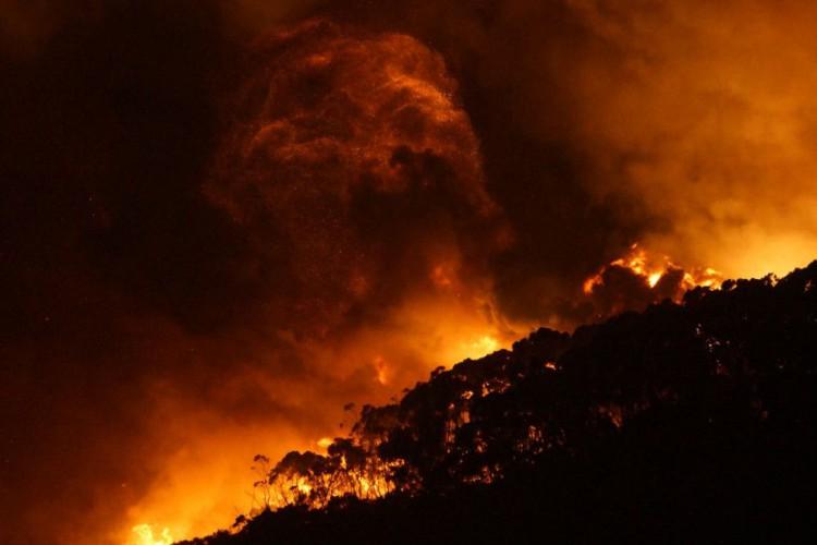 Australijskie pożary wytworzyły lokalny mikroklimat - GospodarkaMorska.pl