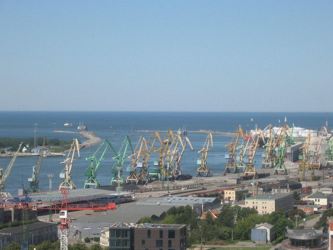 Port w Kłajpedzie i koleje chcą dostarczać ropę na Białoruś - GospodarkaMorska.pl