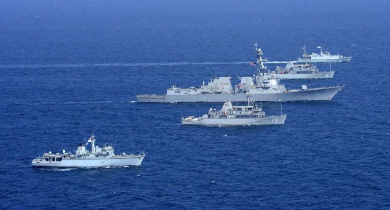 Zatoka Perska: Marynarka wojenna będzie eskortować jednostki brytyjskie - GospodarkaMorska.pl