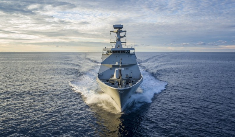 Indonezja demonstruje siłę w sporze z Chinami na Morzu Południowochińskim - GospodarkaMorska.pl