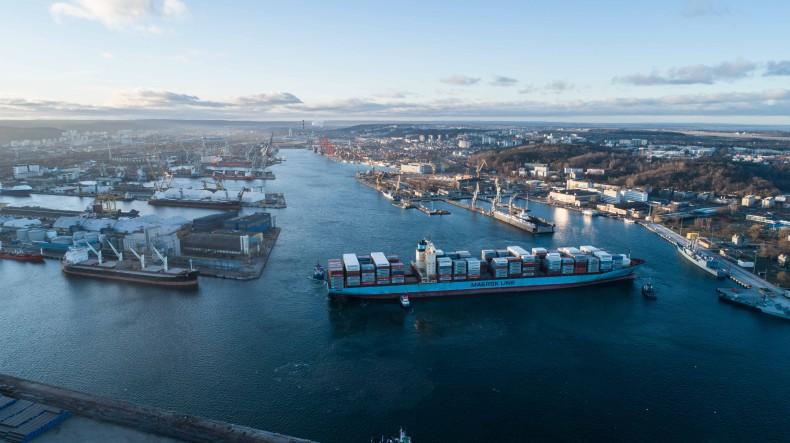 Rok 2019 przełomowy dla Portu Gdynia - podsumowanie [wideo] - GospodarkaMorska.pl