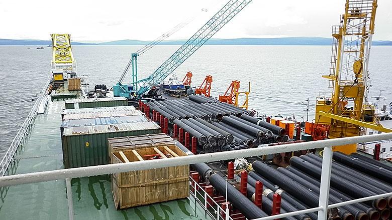 Gaz-System podpisał umowę na dostawę rur dla Baltic Pipe - GospodarkaMorska.pl