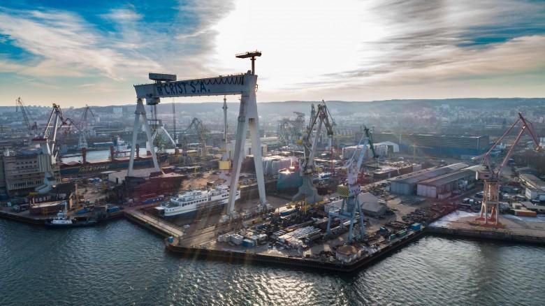 Do sektora stoczniowego wkracza coraz więcej innowacji - GospodarkaMorska.pl