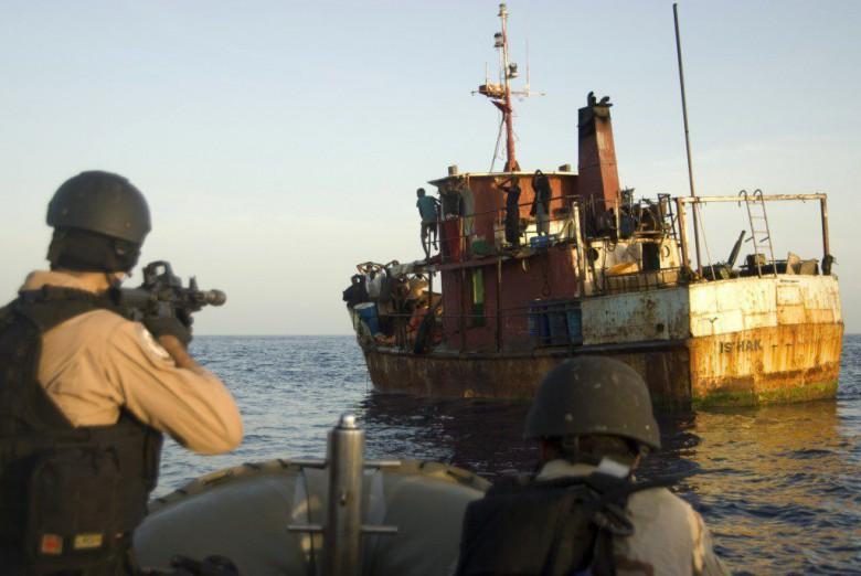 Nigeryjska marynarka wojenna uratowała trzech porwanych marynarzy - GospodarkaMorska.pl