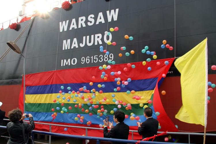 Marynarze również wspierają WOŚP! - GospodarkaMorska.pl