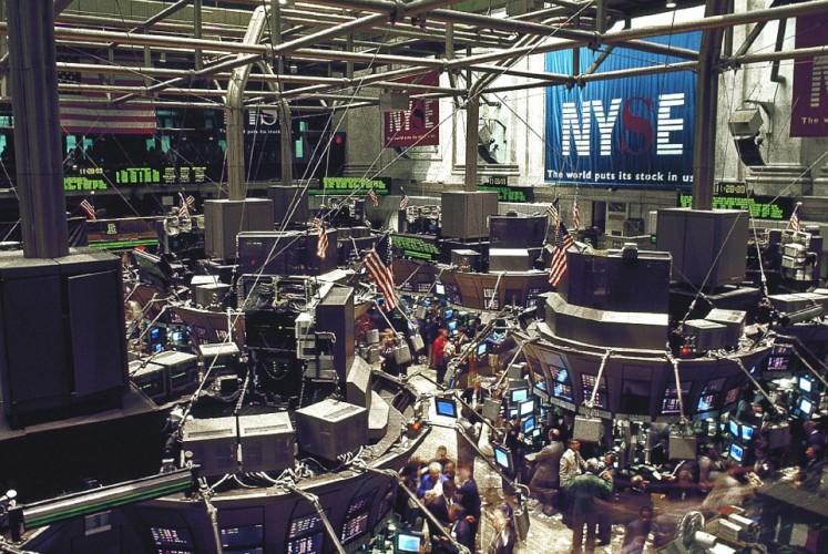 Rekordowe sesje na Wall Street mogą zachęcić inwestorów - GospodarkaMorska.pl