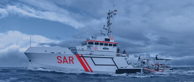 Morska Służba Poszukiwania i Ratownictwa zostanie włączona w struktury Urzędów Morskich? Jest projekt ustawy - GospodarkaMorska.pl