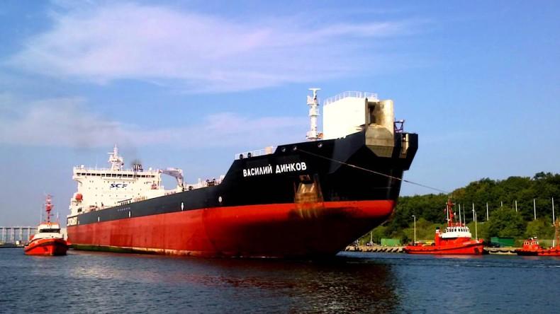 SHI chce pozyskać warte 3 mld dolarów zamówienie na gazowce LNG od Rosji - GospodarkaMorska.pl