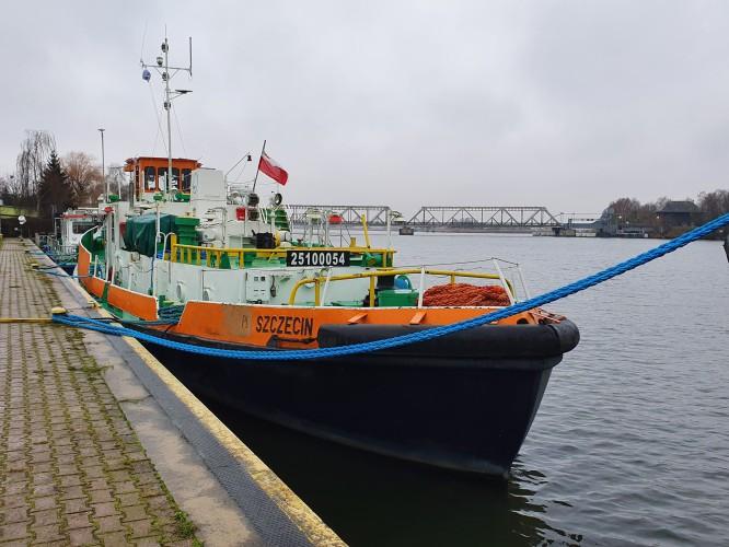 Nazwij lodołamacz! Wody Polskie zapraszają do udziału w konkursie - GospodarkaMorska.pl