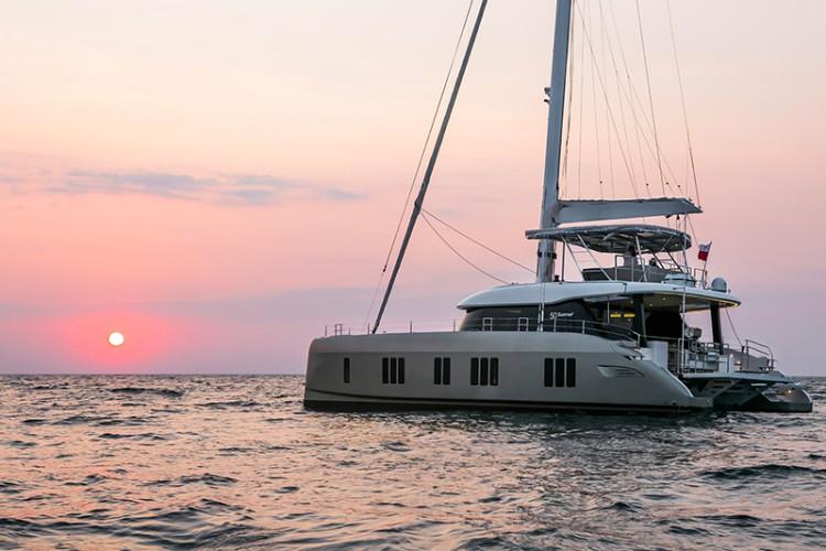 Sunreef Yachts z dwoma premierami na targach MIBS 2020 - GospodarkaMorska.pl