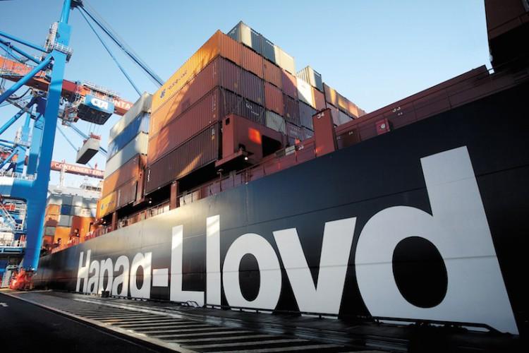 Hapag-Lloyd wyczarterował miejsce dla swoich jednostek w serwisach Maerska i MSC - GospodarkaMorska.pl