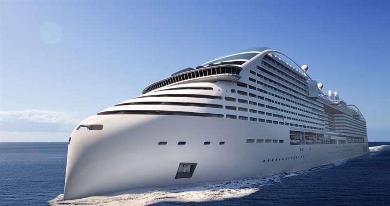 Wartsila wyposaży nowe wycieczkowce MSC Cruises - GospodarkaMorska.pl