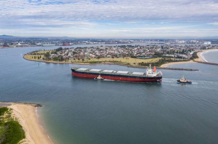 Morski handel węglem wzrósł o niecały procent w 2019 roku - GospodarkaMorska.pl