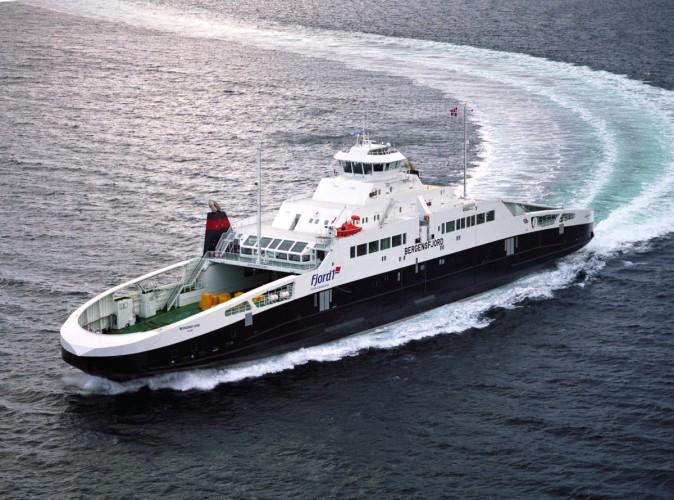 Dwa nowe promy we flocie norweskiego Fjord1 - GospodarkaMorska.pl