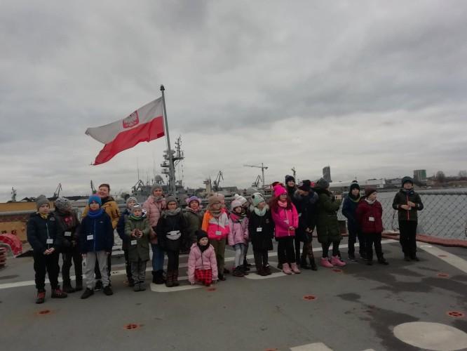 Półkolonie z Marynarką Wojenną w tle - GospodarkaMorska.pl