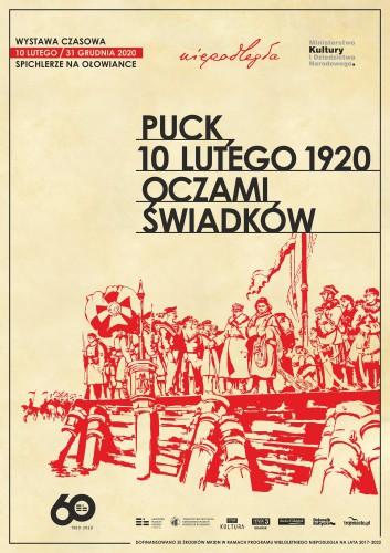 Puck, 10 lutego 1920 oczami świadków. Wystawa o dniu, który rozpoczął nową epokę - GospodarkaMorska.pl