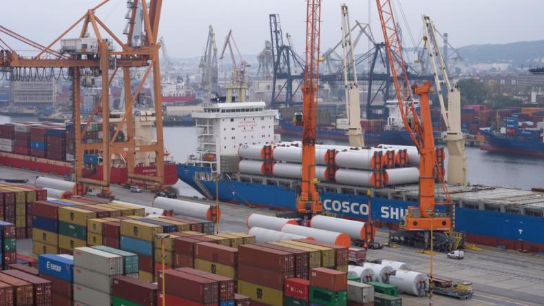 Port Gdynia stawia na offshore - wizyta studyjna przedstawicieli belgijskiego Portu Oostende - GospodarkaMorska.pl