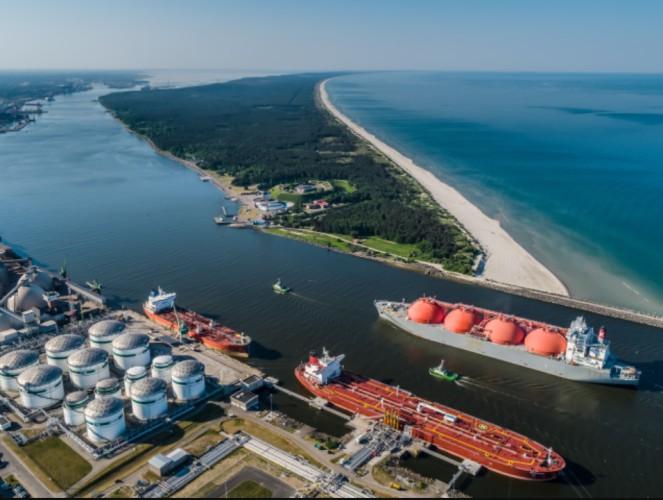 Białoruś kupiła 80 tys. ton norweskiej ropy. Jutro dotrze do litewskiego portu w Kłajpedzie - GospodarkaMorska.pl