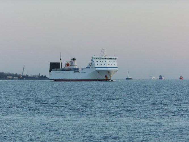 P&O Ferries zawiesza serwis cargo pomiędzy Calais a Tilbury - GospodarkaMorska.pl