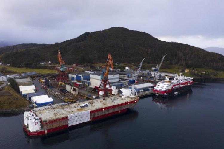 Norweska stocznia Kleven Verft z nowymi właścicielami - GospodarkaMorska.pl