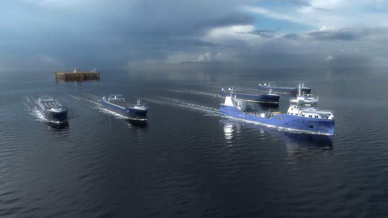 Norweski projekt stworzenia autonomicznego statku otrzymał poważne dofinansowanie - GospodarkaMorska.pl