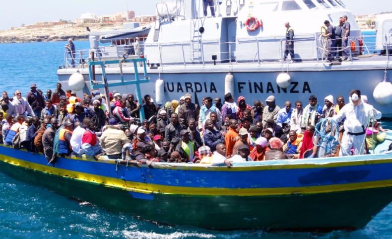 Pierwsza próba nielegalnej emigracji łodzią w Belgii - GospodarkaMorska.pl