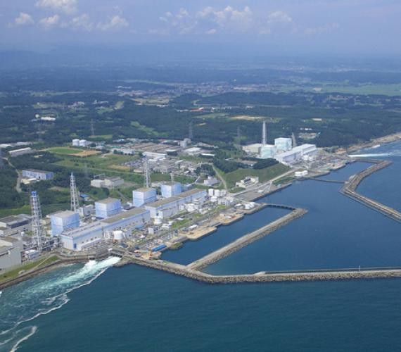 Japonia ma problem ze skażoną wodą z elektrowni w Fukushimie - GospodarkaMorska.pl