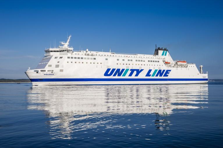 Wkrótce szybki Internet na dwóch promach Unity Line - GospodarkaMorska.pl