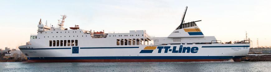 Prom Marco Polo już na trasie. Dodatkowe możliwości na trasie pomiędzy Szwecją a Litwą - GospodarkaMorska.pl