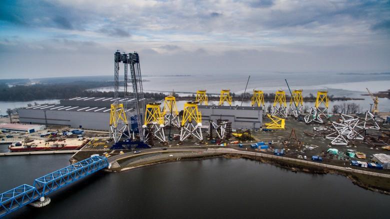 Gróbarczyk: produkcja w ST3 Offshore zostanie wznowiona, pracownicy mogą czuć się bezpieczni - GospodarkaMorska.pl