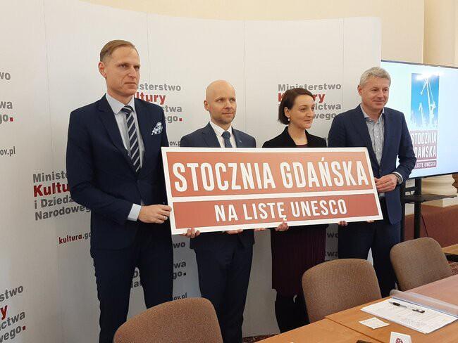 Stocznia Gdańsk – świadectwo pamięci - GospodarkaMorska.pl