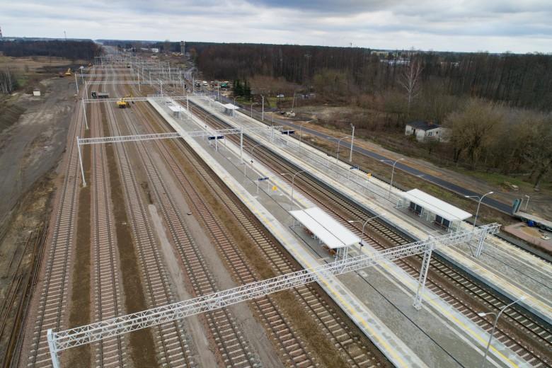 Rail Baltica: będzie ponowna ocena ofert w przetargu na budowę odcinka Czyżew-Białystok - GospodarkaMorska.pl