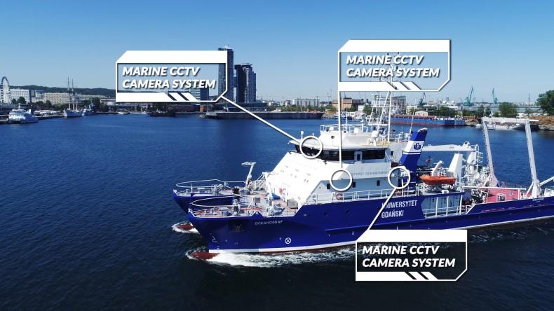 ELECOM producentem certyfikowanych urządzeń systemów bezpieczeństwa morskiego do pracy w trudnych warunkach (foto, wideo) - GospodarkaMorska.pl