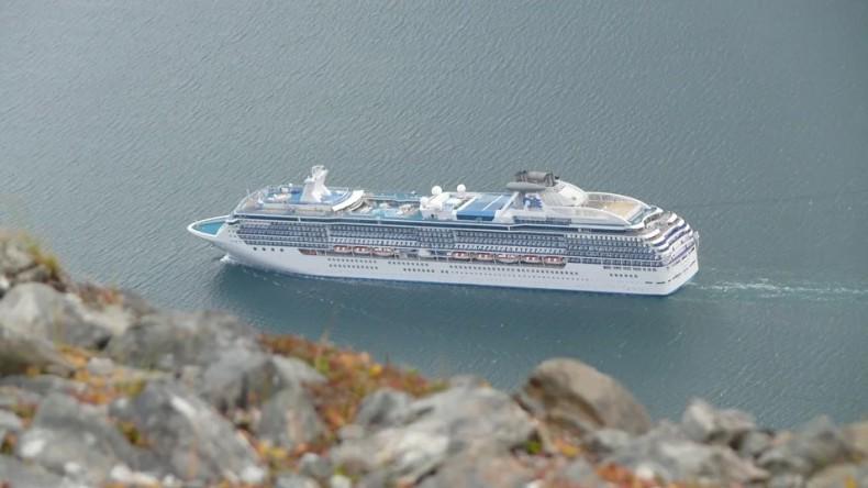 Tajwan: Zakaz cumowania dla statków wycieczkowych - GospodarkaMorska.pl