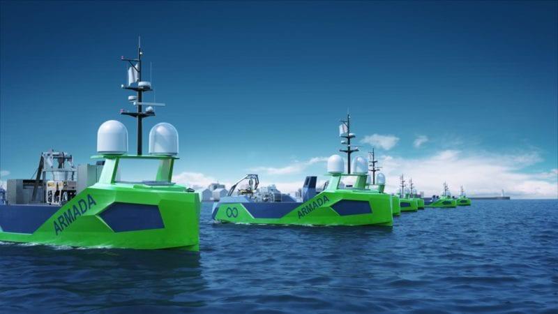 Ocean Infinity uruchomił nową firmę skupioną na bezzałogowej żegludze - GospodarkaMorska.pl