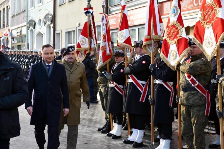 Obchody 100-lecia zaślubin Polski z morzem w Pucku z udziałem prezydenta Dudy (foto) - GospodarkaMorska.pl