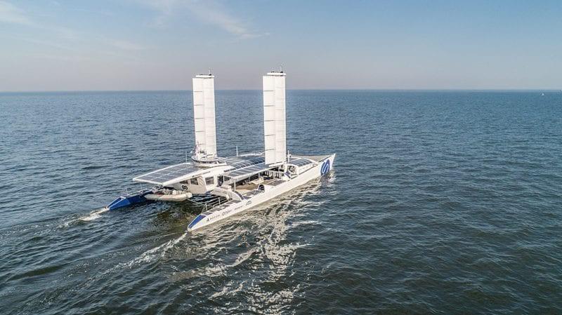 CMA CGM będzie współpracował z Energy Observer nad badaniem paliwa wodorowego - GospodarkaMorska.pl