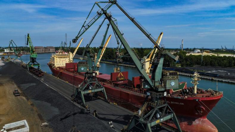 ARP: w styczniu węgiel energetyczny w portach ARA najtańszy od czterech lat - GospodarkaMorska.pl