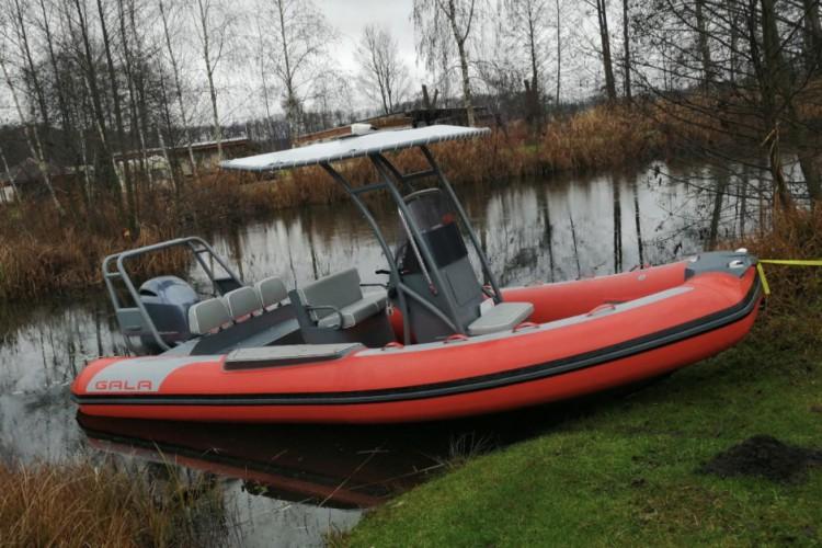 WOPR z Kostrzyna nad Odrą otrzyma łódź za 160 tys. zł - GospodarkaMorska.pl
